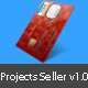 Projects Seller v1.0 - Pay to download - CodeCanyon Item for Sale