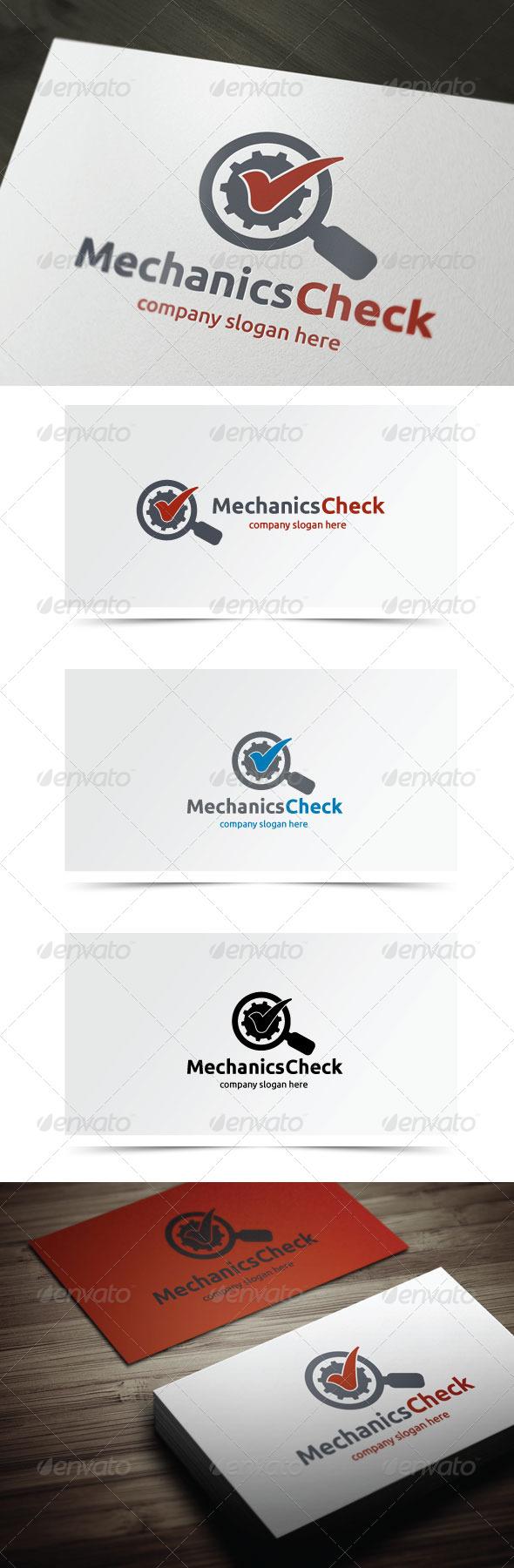 GraphicRiver Mechanics Check 6059224