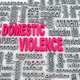 3d Concept diagram wordcloud illustration of domestic violence - PhotoDune Item for Sale