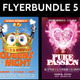 Flyerbundle Vol. 6 - GraphicRiver Item for Sale