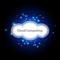 cloud computing technology background - PhotoDune Item for Sale