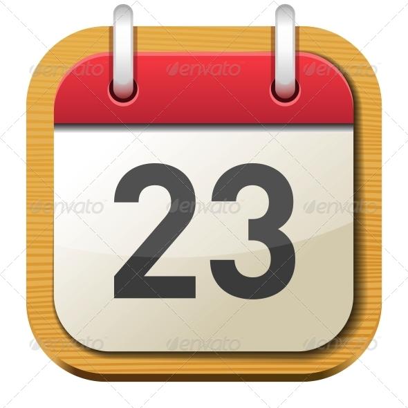 GraphicRiver Calendar Date 6063286
