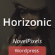 Horizonic - Onepage Wordpress Portfolio Theme - ThemeForest Item for Sale