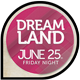 Music & Event Flyer - Dreamland 2 - GraphicRiver Item for Sale