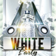 White Party Event - GraphicRiver Item for Sale