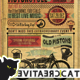 Vintage Motorcycle Flyer/Poster Vol. 7 - GraphicRiver Item for Sale