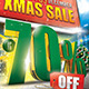 3D Christmas Sales Promotion - GraphicRiver Item for Sale