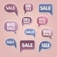 Text Bubble Sale - GraphicRiver Item for Sale