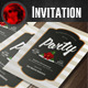 Holiday Party Invitation - GraphicRiver Item for Sale