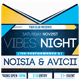 Vibes Night - Flyer [Vol.5] - GraphicRiver Item for Sale