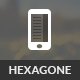 Hexagone | Mobile Retina HTML5 & CSS3 with WebApp  - ThemeForest Item for Sale