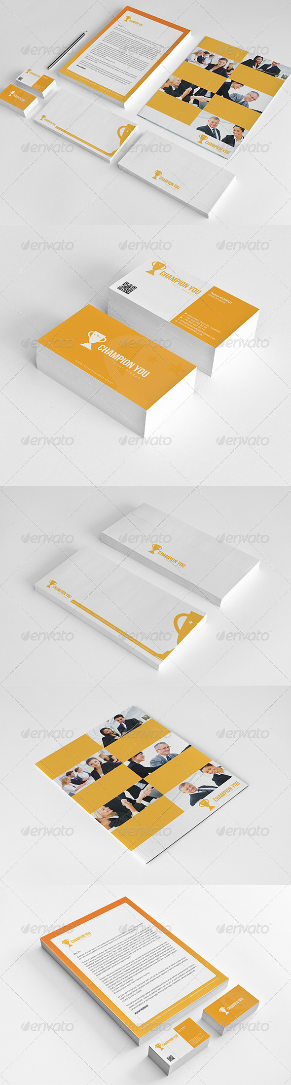 GraphicRiver Champion Corporate Identity Package 6069332