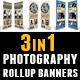3 in 1 Photography Multipur-Graphicriver中文最全的素材分享平台