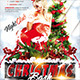 Christmas / Xmas Bash / Party Flyer / Poster - GraphicRiver Item for Sale
