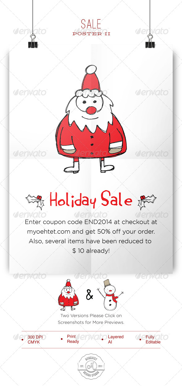 GraphicRiver Sale Poster II 6070830