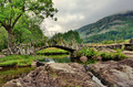 Packhorse bridge, Little Langdale,Cumbria - PhotoDune Item for Sale