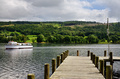 Jetty on Coniston Water - PhotoDune Item for Sale