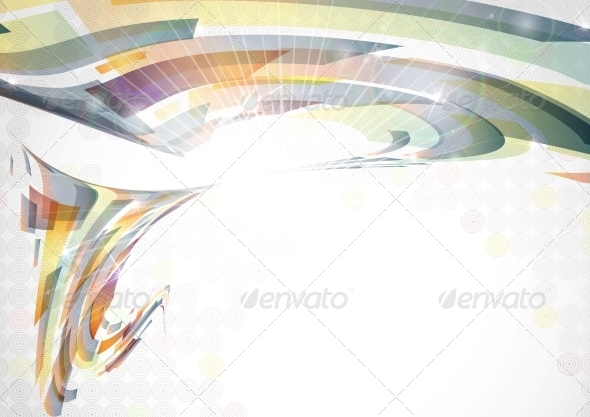 GraphicRiver Abstract Colorful Background 6074964