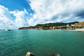 Ligurian coast in Italy - PhotoDune Item for Sale
