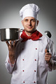 Male chef portrait - PhotoDune Item for Sale