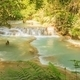 Kuang Si waterfalls at Laos. - PhotoDune Item for Sale