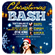 Christmas Bash | Flyers + FB Cover - GraphicRiver Item for Sale