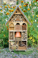 Craftsman Built Insect Hotel Decorative Wood House - PhotoDune Item for Sale