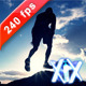 Jumping Over Rocks - VideoHive Item for Sale