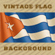 Vintage Cuban Flag Background - GraphicRiver Item for Sale