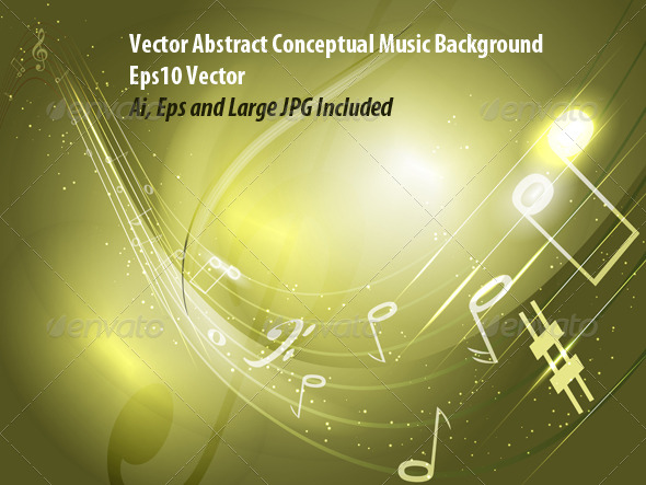 GraphicRiver Music Banner 6078957