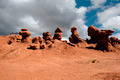 Strange Rock Formations at Goblin Valley - PhotoDune Item for Sale