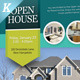 Real Estate Open House Flyers - GraphicRiver Item for Sale