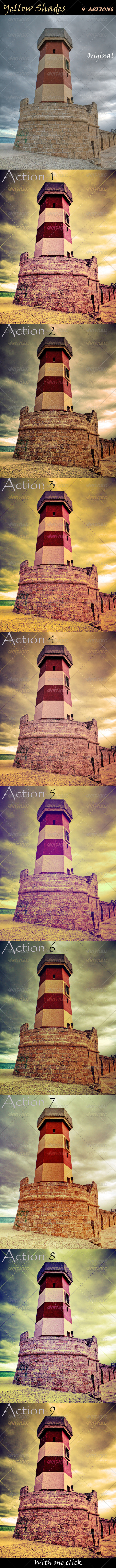 GraphicRiver Photo Effect PS Action 9 6087180