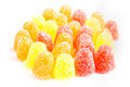 Colorful Dutch sugar sweets at Sinterklaas event - PhotoDune Item for Sale