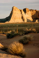 Sandstone Rock Formation Desert Lake Powell Utah Arizona Border - PhotoDune Item for Sale