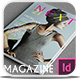50 Pages Indesign Magazine Template - GraphicRiver Item for Sale