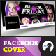 Multipurpose Black Friday Facebook Cover 2 - GraphicRiver Item for Sale
