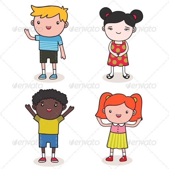 GraphicRiver Baby Kids 6092065