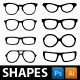Spectacle Custom Shapes - GraphicRiver Item for Sale