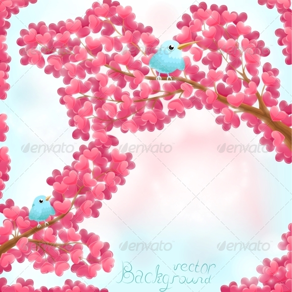 GraphicRiver Floral Background 6094445
