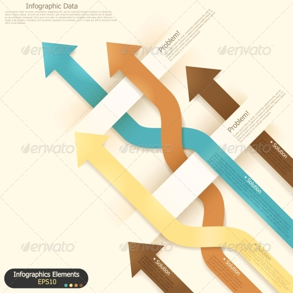 GraphicRiver Modern Infographics Options Banner 6094815