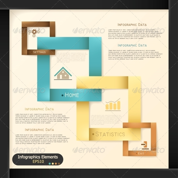 GraphicRiver Modern Infographics Options Banner 6094880