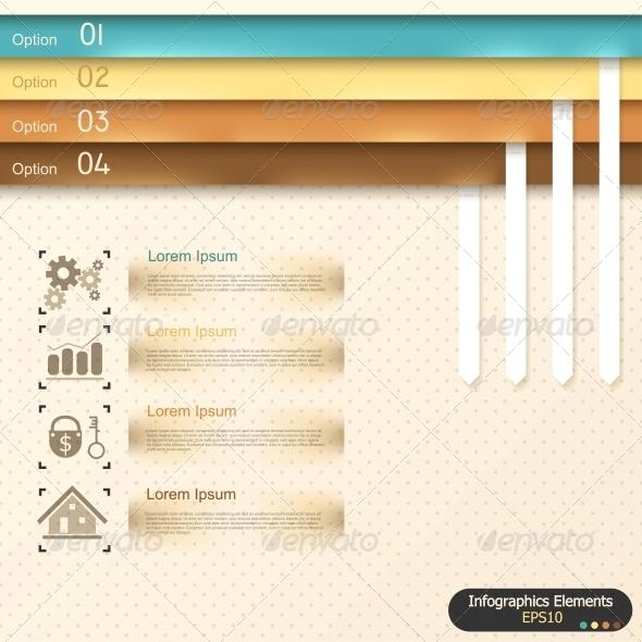 GraphicRiver Modern Infographics Options Banner 6094891