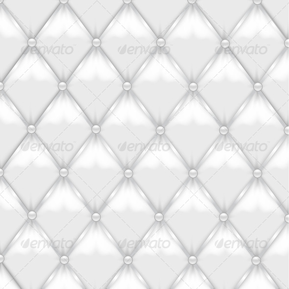 GraphicRiver White Leather Upholstery 6094944