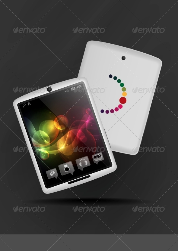 GraphicRiver Tablet Computer 6095476