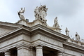 Vatican San Pietro Facade Detail - PhotoDune Item for Sale