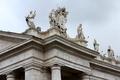 Vatican San Pietro Facade Detail - PhotoDune Item for Sale
