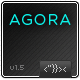 Agora HTML5 Template - ThemeForest Item for Sale