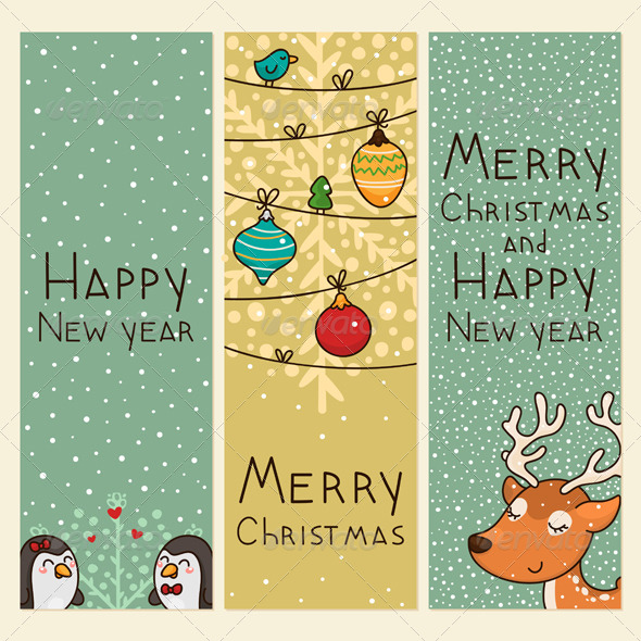 GraphicRiver Christmas 6100552
