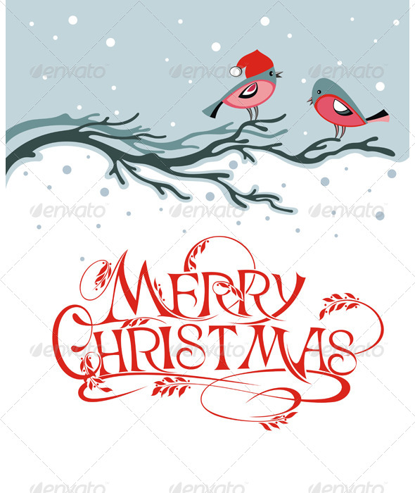 GraphicRiver Christmas Card 6101401